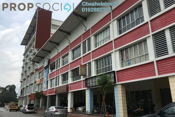 For Sale Shop at Sunsuria Avenue, Kota Damansara Freehold Semi Furnished 1R/6B 2m