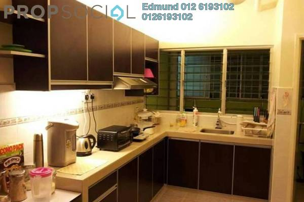 For Sale Condominium at Kelana Mahkota, Kelana Jaya Freehold Semi Furnished 2R/2B 600k
