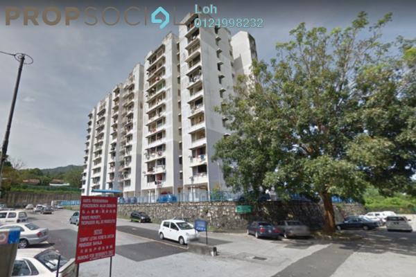 For Rent Condominium at Taman Seri Setia, Tanjung Bungah Freehold Semi Furnished 3R/2B 850translationmissing:en.pricing.unit