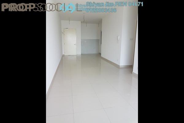 For Sale Condominium at Mercury Serviced Apartment @ Sentul Village, Sentul Freehold Unfurnished 3R/2B 510k