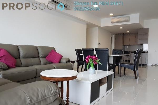 For Rent Condominium at Residensi 22, Mont Kiara Freehold Fully Furnished 4R/4B 6.6k