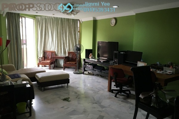 For Sale Condominium at Desa Gembira, Kuchai Lama Freehold Semi Furnished 3R/2B 430k