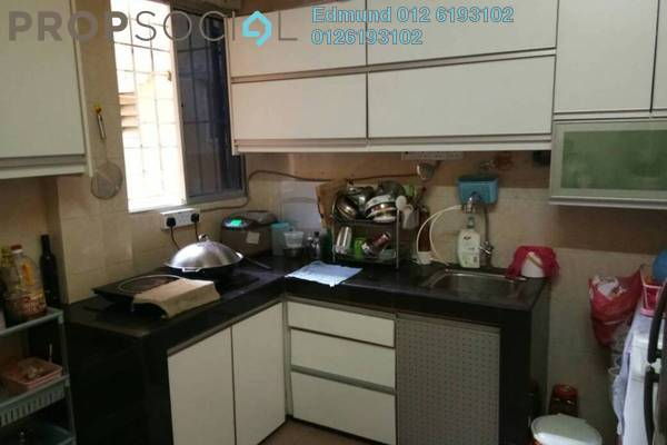 For Rent Condominium at Sri Ara Apartment, Ara Damansara Freehold Fully Furnished 3R/2B 1.6k