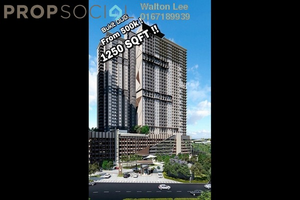 For Sale Condominium at Vista OUG @ Platinum OUG, Bukit Jalil Leasehold Unfurnished 3R/3B 500k