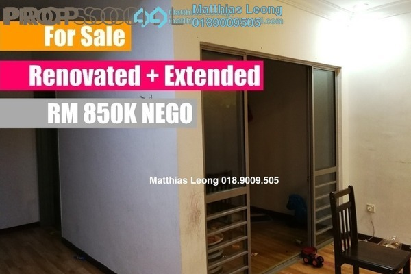 For Sale Terrace at Putra Indah, Putra Heights Freehold Semi Furnished 4R/3B 850k