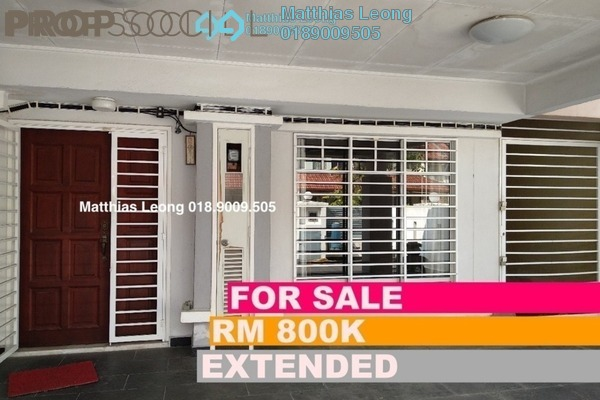 For Sale Link at Section 10, Putra Heights Freehold Semi Furnished 4R/3B 800k