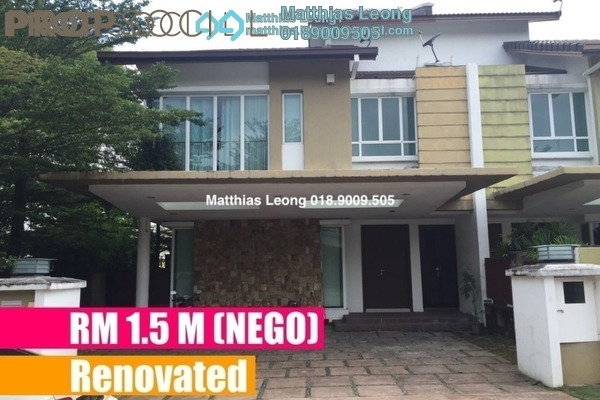 For Sale Semi-Detached at Bayu Villas, Bukit Rimau Freehold Semi Furnished 4R/5B 1.5m