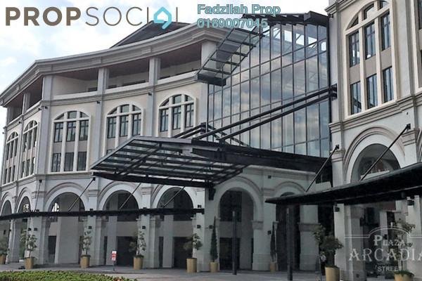 For Sale SoHo/Studio at Plaza Arcadia, Desa ParkCity Freehold Semi Furnished 0R/1B 1m