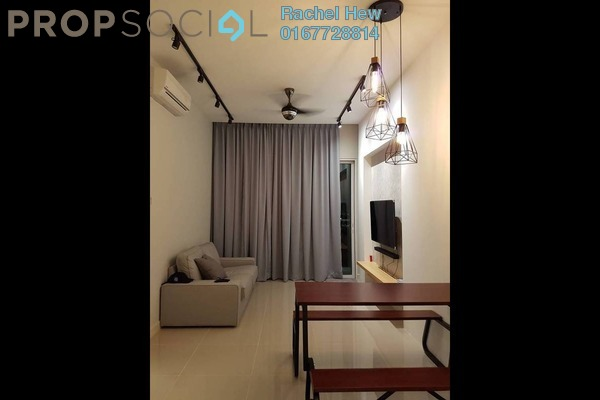 For Rent Serviced Residence at Desa Green Serviced Apartment, Taman Desa Freehold Fully Furnished 2R/1B 2k