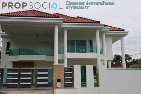 For Sale Bungalow at Rasah Kemayan, Seremban 2 Freehold Unfurnished 6R/6B 1.98m