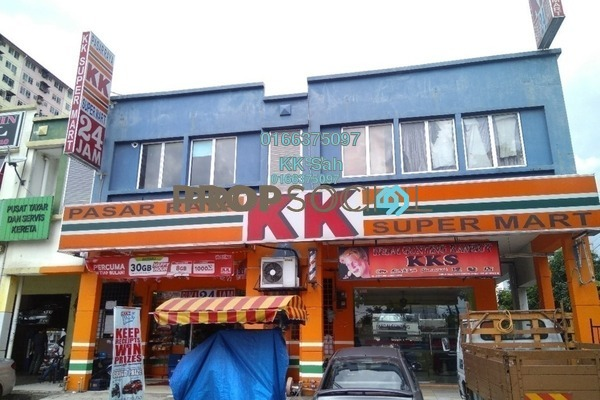 For Sale Shop at Taman Medan Baru, PJ South Leasehold Unfurnished 2R/4B 1.88m
