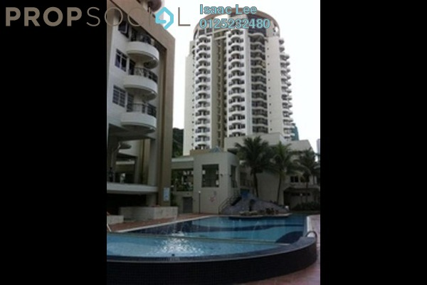 For Rent Apartment at Leader Garden, Tanjung Bungah Freehold Fully Furnished 3R/2B 1.7k
