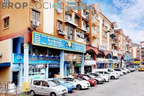 For Rent Condominium at Fortune Court, Bukit Ceylon Freehold Semi Furnished 3R/2B 1k
