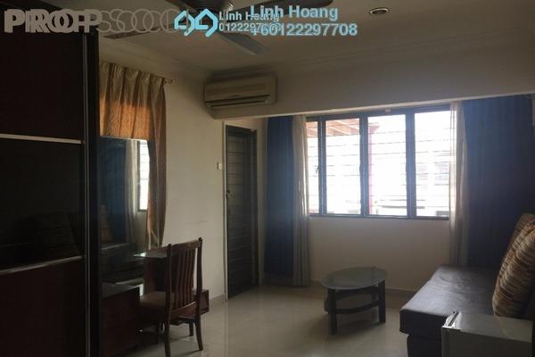 For Rent SoHo/Studio at SS22, Damansara Jaya Freehold Fully Furnished 1R/1B 1.2k