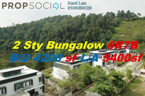 For Sale Bungalow at Section 14, Shah Alam Leasehold Unfurnished 6R/7B 1.8m