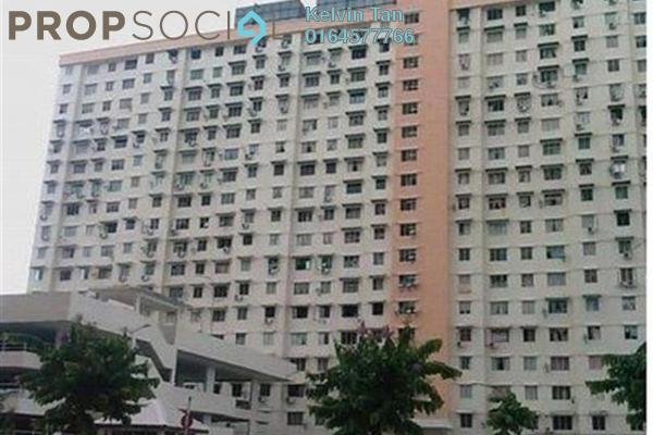 For Rent Apartment at Sri Wangsaria, Bangsar Freehold Unfurnished 3R/2B 700translationmissing:en.pricing.unit