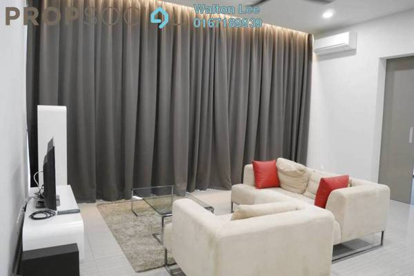For Rent Condominium at Twin Arkz, Bukit Jalil Freehold Semi Furnished 3R/2B 3.5k