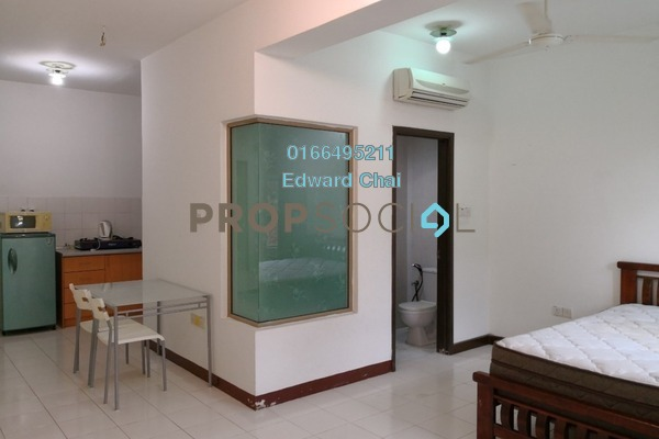 For Sale Condominium at Ritze Perdana 1, Damansara Perdana Freehold Fully Furnished 0R/1B 230k
