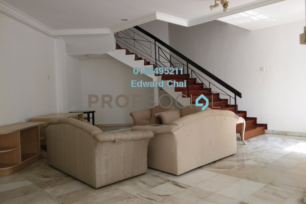 For Sale Condominium at Bukit Robson Condominium, Seputeh Freehold Fully Furnished 3R/3B 1.1m