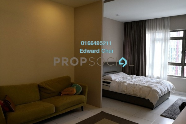 For Sale Condominium at Neo Damansara, Damansara Perdana Freehold Fully Furnished 0R/1B 420k
