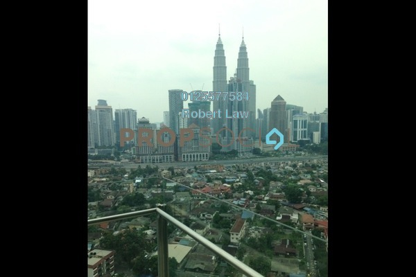 For Sale Condominium at Setia Sky Residences, KLCC Freehold Fully Furnished 4R/3B 1.48m