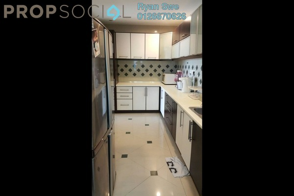 For Sale Condominium at Fortune Avenue, Kepong Freehold Semi Furnished 3R/2B 460k