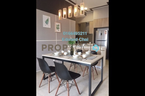 For Sale Condominium at The Petalz, Old Klang Road Freehold Fully Furnished 4R/2B 820k