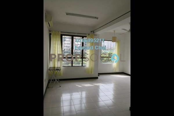 For Sale Condominium at Ritze Perdana 1, Damansara Perdana Freehold Semi Furnished 0R/1B 235k