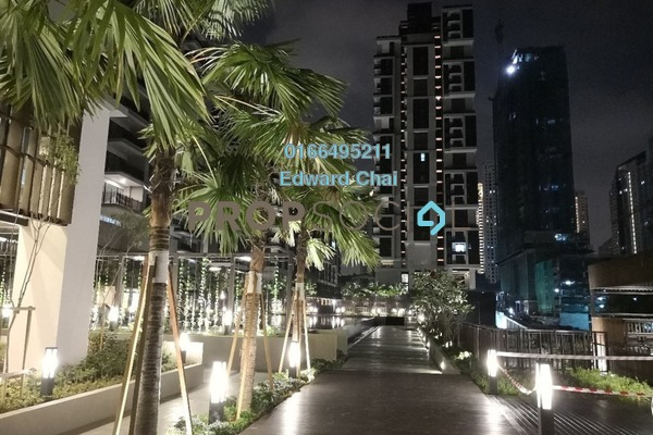For Sale Condominium at Residensi 22, Mont Kiara Freehold Semi Furnished 3R/4B 1.64m