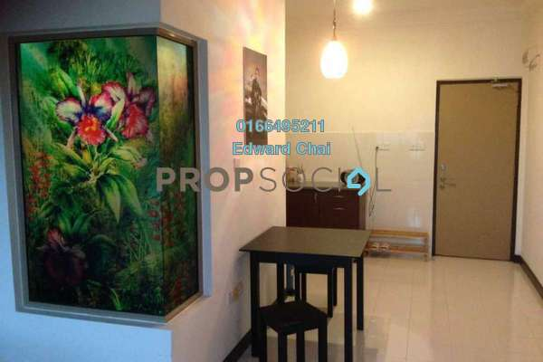 For Sale Condominium at Ritze Perdana 1, Damansara Perdana Freehold Semi Furnished 0R/1B 285k