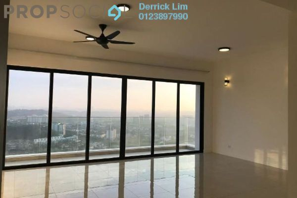 For Rent Condominium at CloudTree, Bandar Damai Perdana Freehold Semi Furnished 3R/2B 1.1k