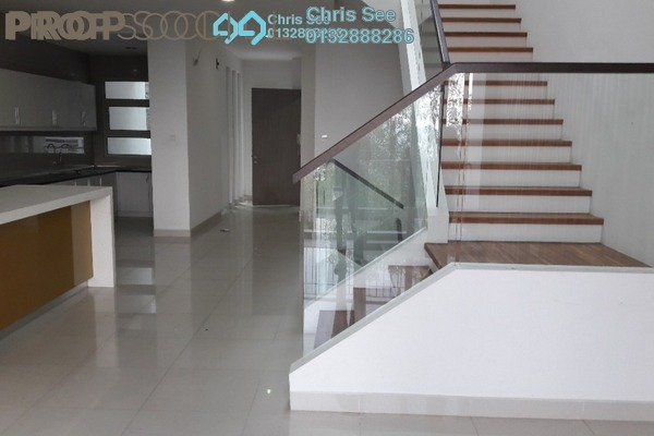For Sale Superlink at Tiara Residences, Selayang Freehold Semi Furnished 5R/5B 1.7m