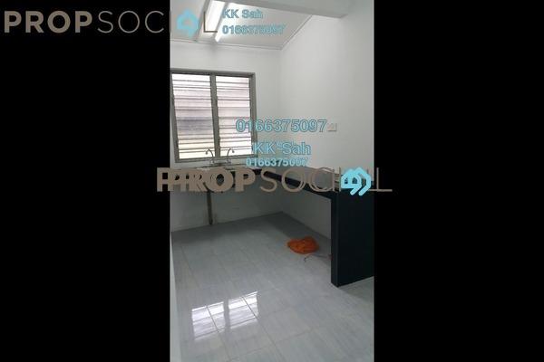 For Sale Terrace at Taman Pendamar Indah 1, Port Klang Freehold Semi Furnished 3R/2B 330k