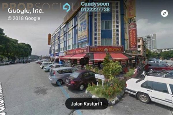For Sale Shop at Taman Kasturi, Cheras South Freehold Unfurnished 3R/1B 255k