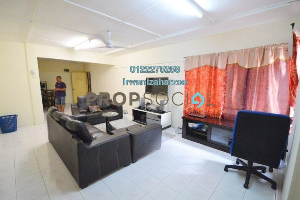 For Sale Apartment at Saujana Apartment, Damansara Damai Leasehold Unfurnished 3R/2B 220k