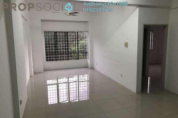 For Rent Apartment at Cahaya Villa, Seri Kembangan Freehold Semi Furnished 3R/2B 950translationmissing:en.pricing.unit