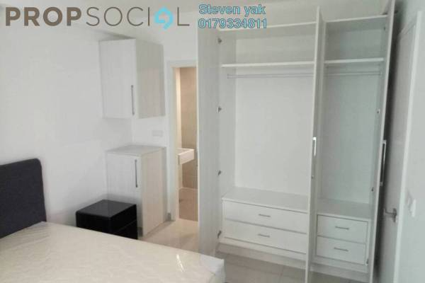 For Rent SoHo/Studio at Solstice @ Pan'gaea, Cyberjaya Freehold Fully Furnished 3R/2B 1.1k
