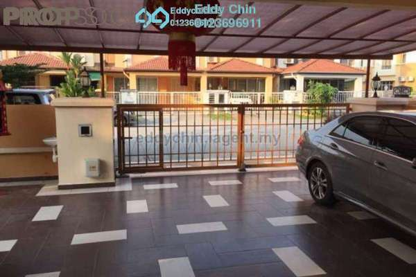 For Sale Terrace at Kemuning Bayu , Kemuning Utama Freehold Fully Furnished 5R/5B 2.18m