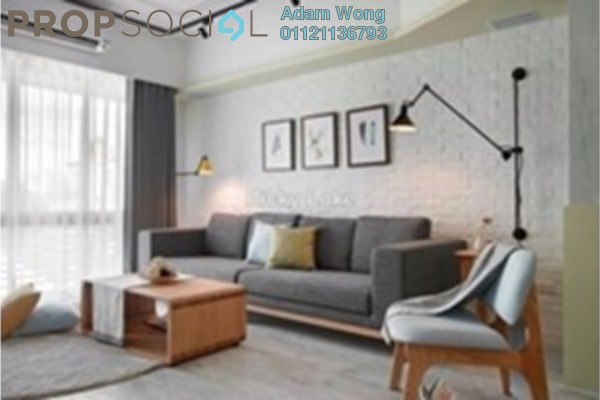 For Sale Condominium at Green Beverly Hills, Putra Nilai Freehold Semi Furnished 2R/2B 368k