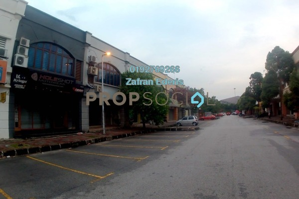For Sale Shop at Section 13, Shah Alam Leasehold Unfurnished 0R/0B 1.35m