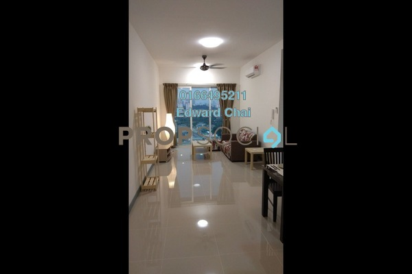 For Rent Condominium at Southbank Residence, Old Klang Road Freehold Semi Furnished 3R/2B 2.3k