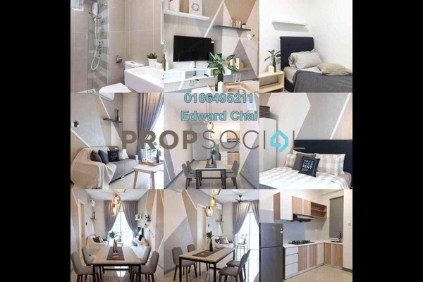 For Rent Condominium at Southbank Residence, Old Klang Road Freehold Fully Furnished 2R/2B 2.5k