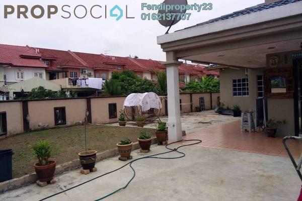 For Sale Terrace at BP2, Bandar Bukit Puchong Freehold Semi Furnished 5R/3B 900k
