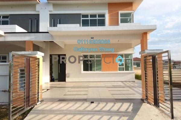 For Sale Semi-Detached at Taman Lagenda Putra, Kulai Freehold Unfurnished 4R/5B 860k
