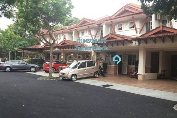 For Sale Terrace at Precinct 9, Putrajaya Freehold Semi Furnished 4R/3B 730k