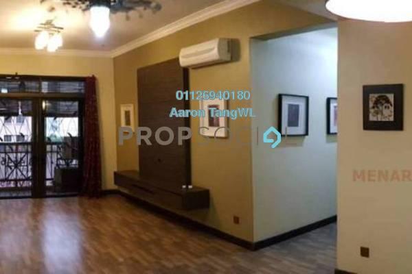 For Sale Condominium at Menara Duta 2, Dutamas Freehold Semi Furnished 4R/3B 560k