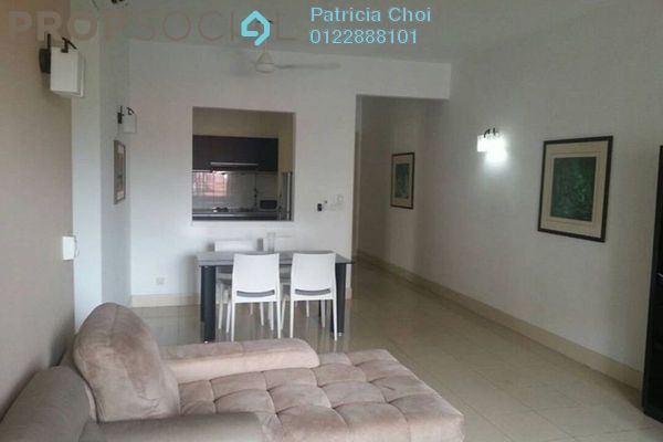 For Rent Condominium at Surian Condominiums, Mutiara Damansara Freehold Fully Furnished 3R/2B 2.6k