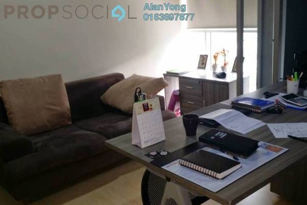 For Rent Office at d6, Sentul Freehold Fully Furnished 0R/0B 3.5k
