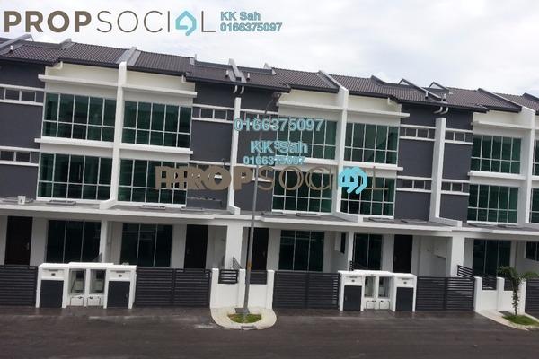 For Sale Superlink at Bandar Puteri Klang, Klang Freehold Semi Furnished 5R/5B 708k