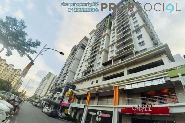 For Sale Condominium at Pearl Avenue, Kajang Freehold Semi Furnished 3R/2B 380k